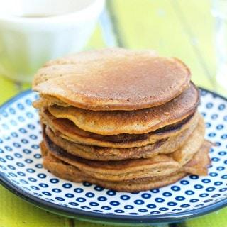 5-ingredient Paleo Pancakes