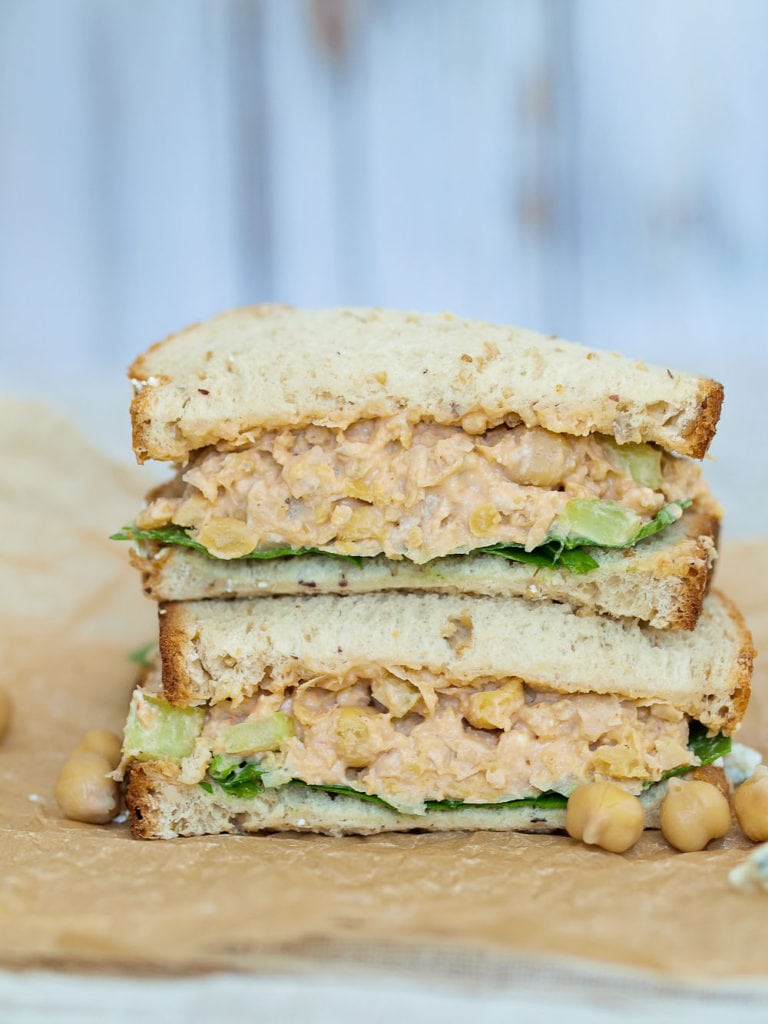Buffalo-chickpea-salad-sandwich