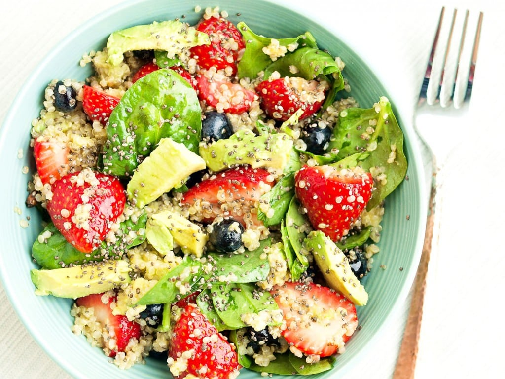 Quinoa Power Salad recipe