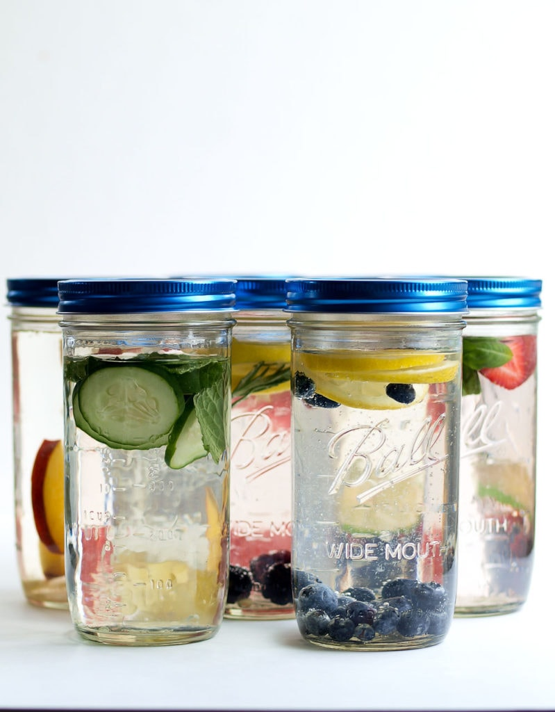 7 Infused Water Recipes To Try This Summer