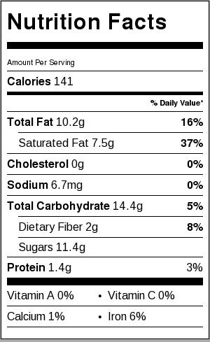 Mounds-Bar-Recipe-Nutrition