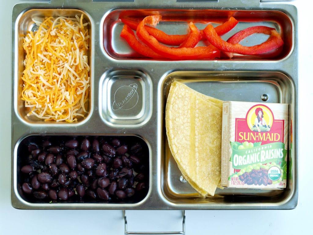 2 Weeks of Healthy School Lunch Ideas
