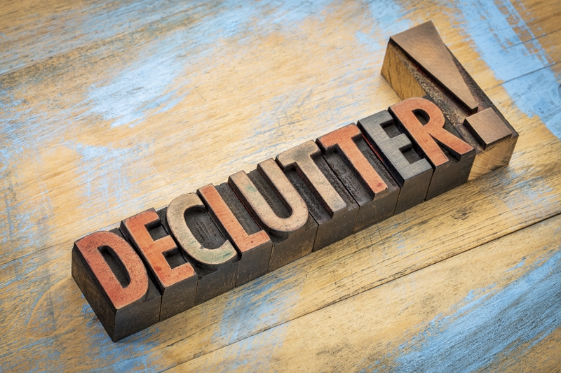 September Healthy Year Challenge: the Declutter Challenge! - Happy ...