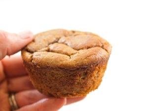 Flourless Sweet Potato Muffins (Blender Muffins)