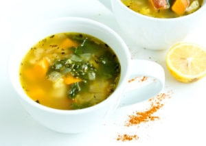 Cold Busting Soup