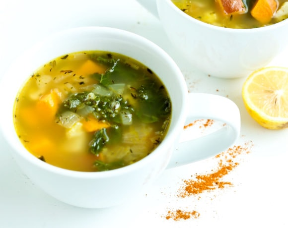 Cold Busting Soup Recipe