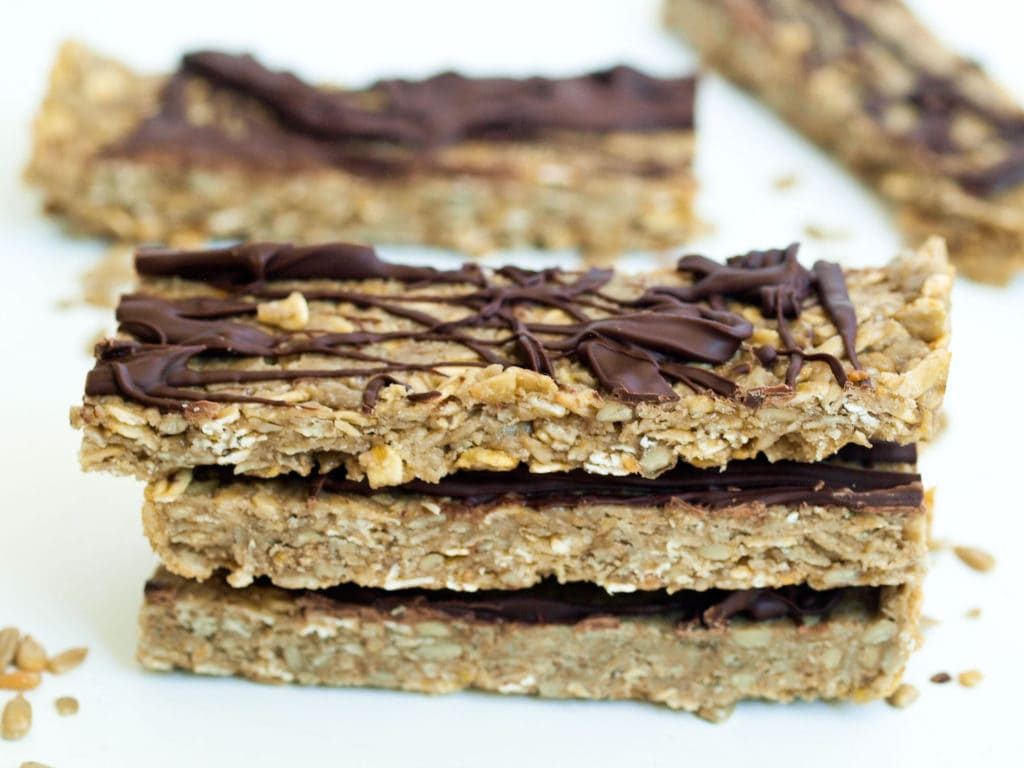 how to make nut bars