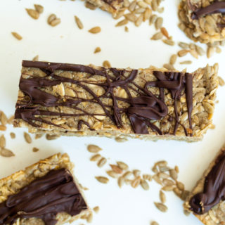 Nut-free Granola Bar Recipe