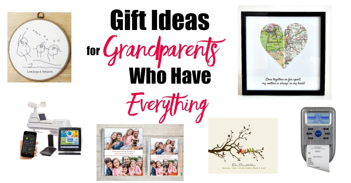 Gift Ideas For Grandpas Who Have Everything