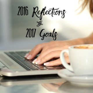 Happy Healthy Mama 2016 Reflections and 2017 Goals