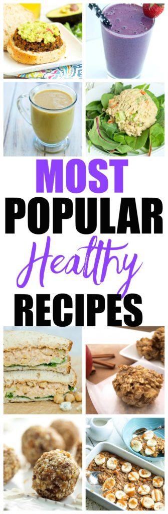 Most Popular Healthy Recipes this year. These are the tried and true healthy recipes that you can try without worry! You will find gluten-free recipes, vegan recipes, vegetarian recipes. low sugar recipes, and more.Most Popular Healthy Recipes this year. These are the tried and true healthy recipes that you can try without worry! You will find gluten-free recipes, vegan recipes, vegetarian recipes. low sugar recipes, and more.