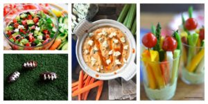 Healthy and Clean Eating Super Bowl Recipes