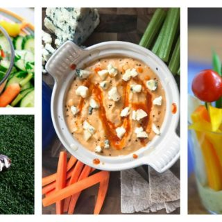 healthy clean eating super bowl recipes