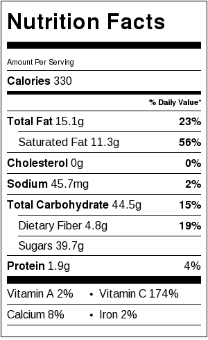Dairy-Free Orange Creamsicle Smoothie
