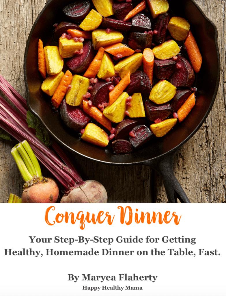 Conquer Dinner eBook