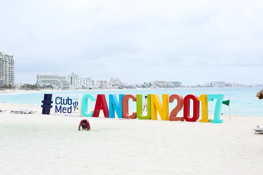 Club Med Cancun 2017