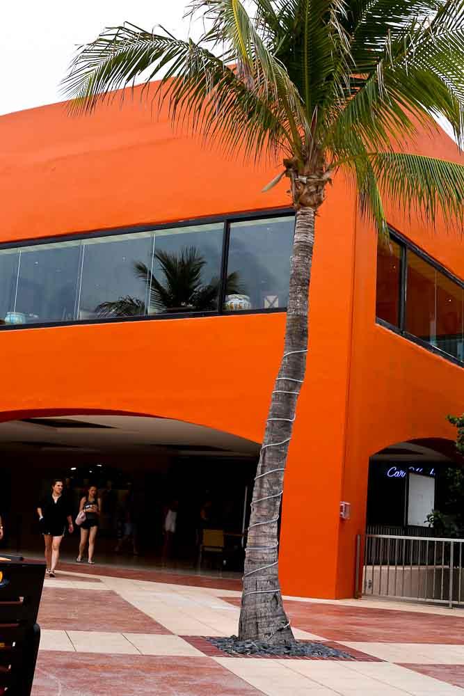 Cancun Club Med Yucatan main building