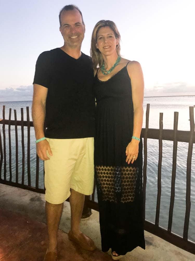 Club Med Cancun Yucatan restaurant pic