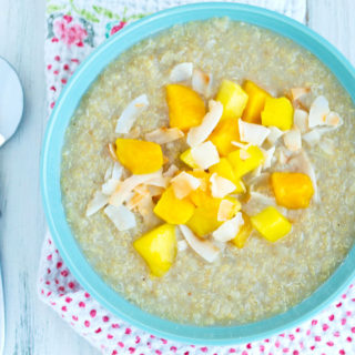 Tropical Breakfast Quinoa Recipe