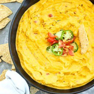 Vegan Queso Dip recipe