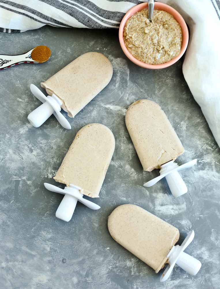 High Protein Low Carb Popsicles Recipe