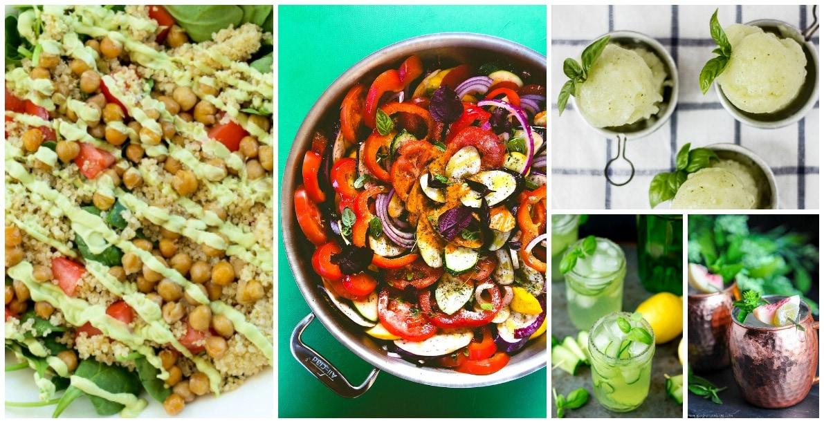 27 Creative Recipes with Basil