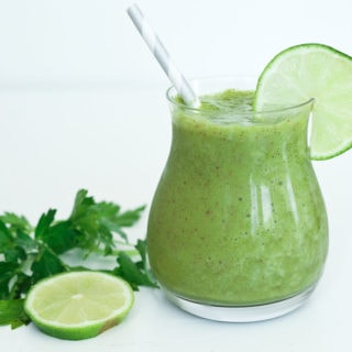 Wake Me Up Green Smoothie Recipe