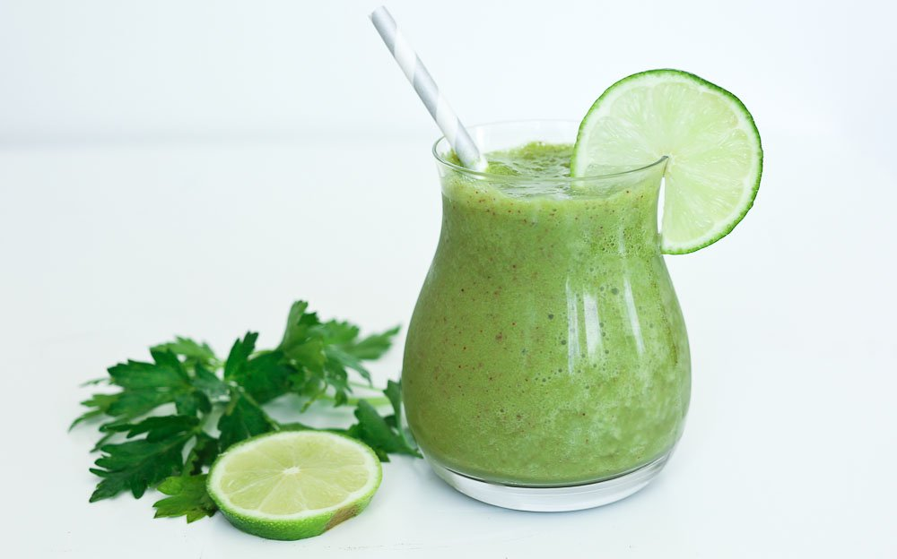 Wake Me Up Green Smoothie Recipe