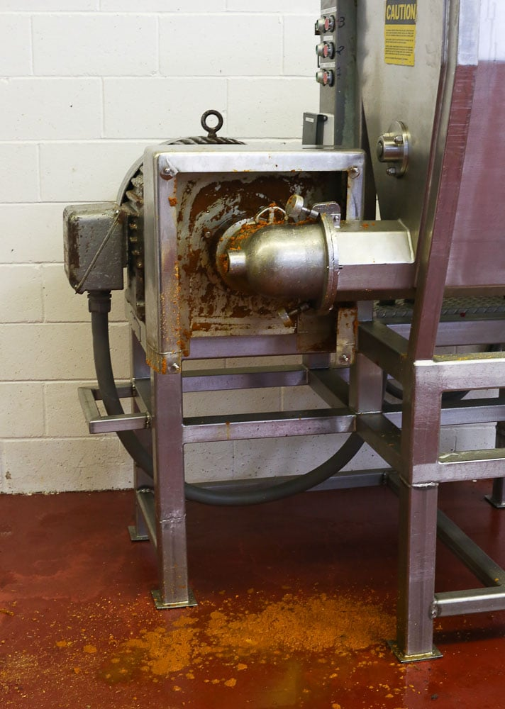 MegaFood processing food into vitamins