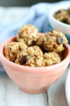 Oatmeal Cookie ENergy Balls recipe