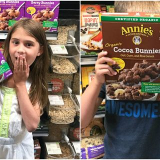 Back to School Made Easier with Annie's