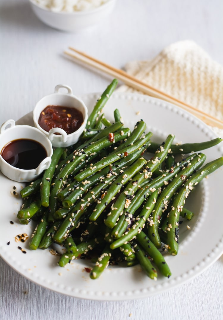 Green Bean Recipes 7-Chinese Green Beans