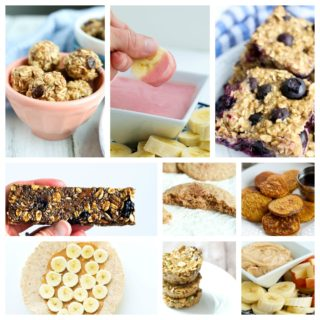 100+ Healthy Snack Ideas for Kids