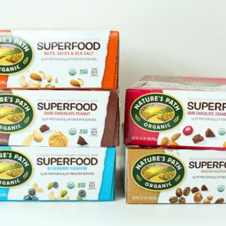 Nature's Path Superfood Bars {Giveaway!}