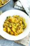 Vegetable Pumpkin Curry recipe in a bowl