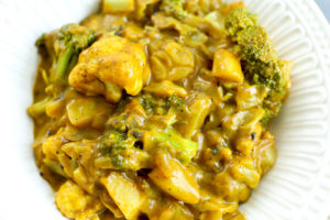 Vegetable Pumpkin Curry Recipe