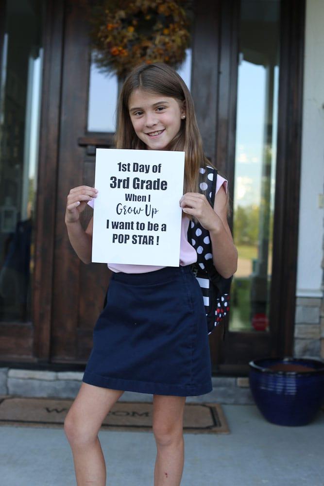 Meghan Jane is 9
