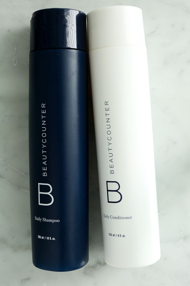 Beautycounter Daily Shampoo and Conditioner review