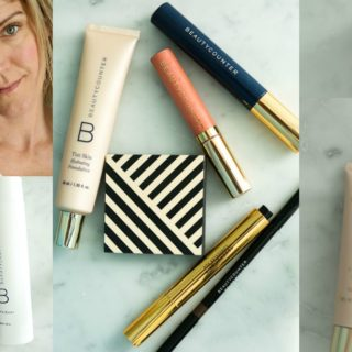 Natural Products I'm Loving Now: Beautycounter Edition