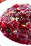 Homemade Cranberry Sauce 4 Ways-Cran-Apple Sauce
