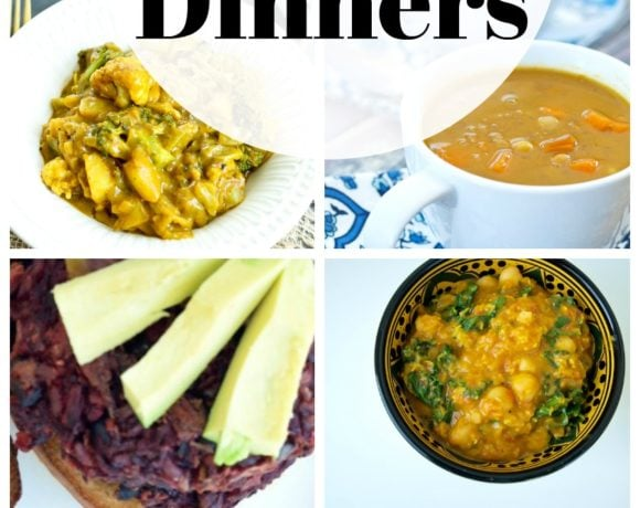 15 Plant-Based Dinners to Try This Year