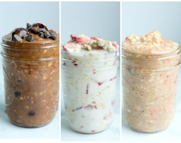 Overnight Oats Recipes You Need to Try