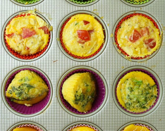 Egg Muffins recipe baked