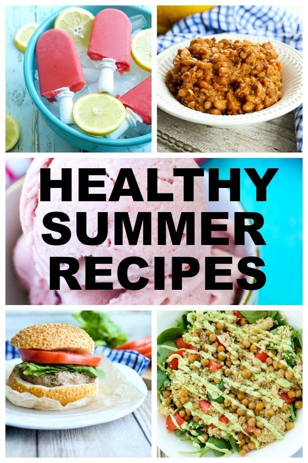 Healthy Summer Recipes! #healthy #summer #recipes #summerrecipes #healthyrecipes #easy #healthy #lowcarb #keto #vegan #paleo #dairyfree