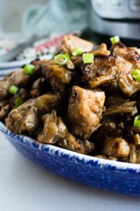 Instant Pot Jerk Chicken recipe