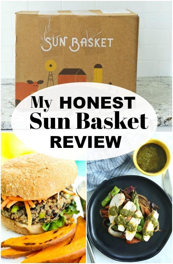 Sun Basket Review #mealprep #mealkit #sponsored #deliver #dinner #ideas #review #family