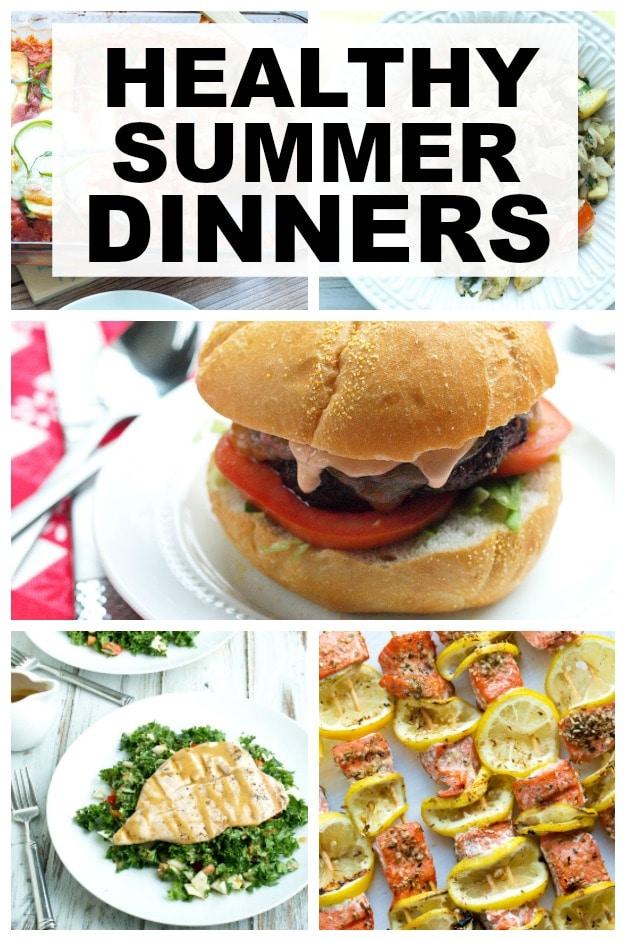 healthy summer dinners #healthy #summer #dinners #healthyrecipes #recipes #dinnerrecipes
