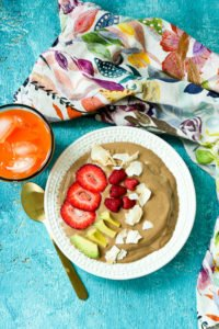 Avocado Smoothie Bowl Recipe