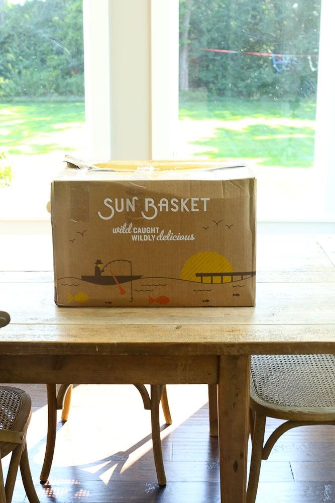 Sun Basket Meal Service August Favorites 2018