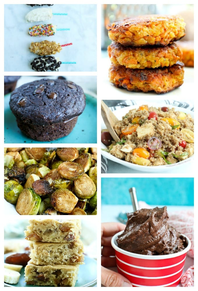 July Favorites Recipes